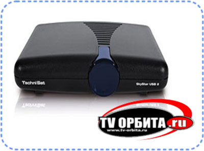DVB-S приставка для ПК SkyStar USB