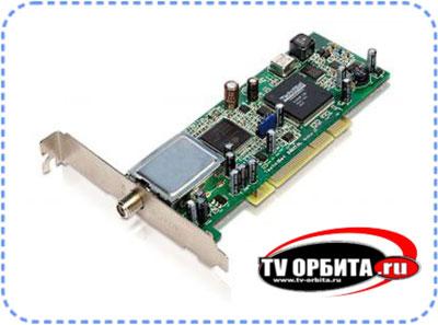 DVB-S плата для ПК SkyStar S2