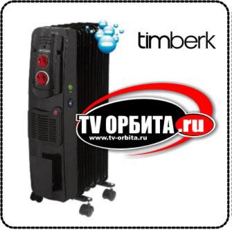 Timberk TOR31ED- Масляный обогреватель