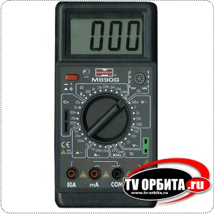 Цифровой мультиметр M-890G