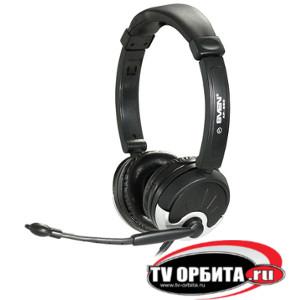 """Мультимедийные стерео наушники с микрофоном """"SVEN AP-660"""""""