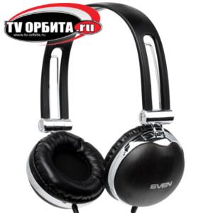 Мультимедийные наушники с микрофоном SVEN HM-50 WD