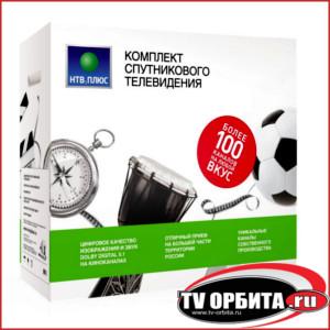 Комплекты спутникового телевидения НТВ ПЛЮС