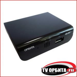 Приставка цифрового ТВ (DVB-T2) ОРБИТА HD-917 (нд-917)