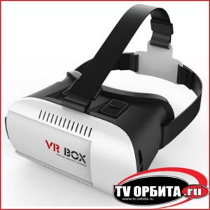 Виртуальные 3D очки. VR BOX!