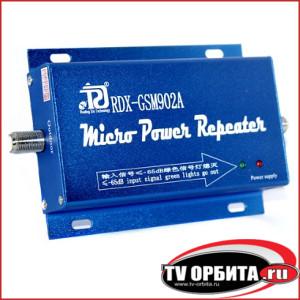 Усилитель GSM репитер Орбита RP-113