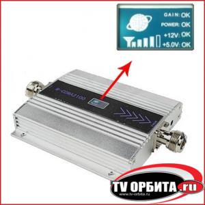 Усилитель GSM репитер Орбита RP-114