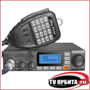 Радиостанция автомобильная ANYTONE AT-608M