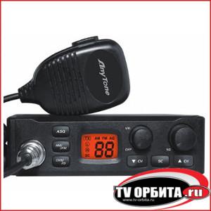 Радиостанция автомобильная ANYTONE AT-310M