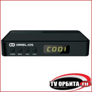 Приставка цифрового ТВ (DVB-T2) Oriel 105