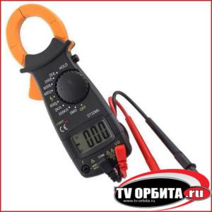 Мультиметр DT3266L - клещи