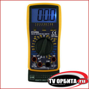 Мультиметр DT4300А