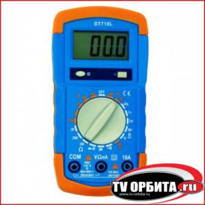 Мультиметр DT710L