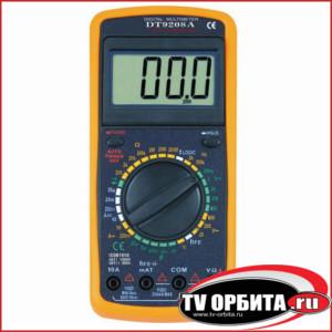 Мультиметр DT9208