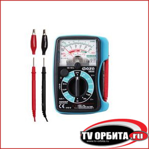 Мультиметр ФАZА стрелочный М666