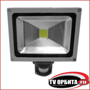 Светодиодный прожектор ODEON LPRD20F AC100-240-20 с датчиком движения
