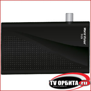 Приставка цифрового ТВ (DVB-T2) World Vision T129