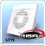 Вытяжной вентилятор DOSPEL STYL