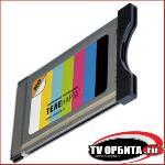 CAM - модуль для просмотра ТЕЛЕКАРТА ТВ
