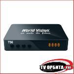 Приставка цифрового ТВ (DVB-T2) World Vision T56