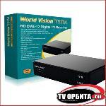 Приставка цифрового ТВ (DVB-T2) World Vision T57M