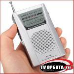 Радиоприемник (FM AM) INDIN миниатюрный BC-R60